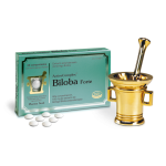 ActiveComplex Biloba Forte 60 comp.