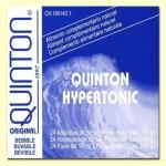 Quinton Hypertonic 24 ampollas