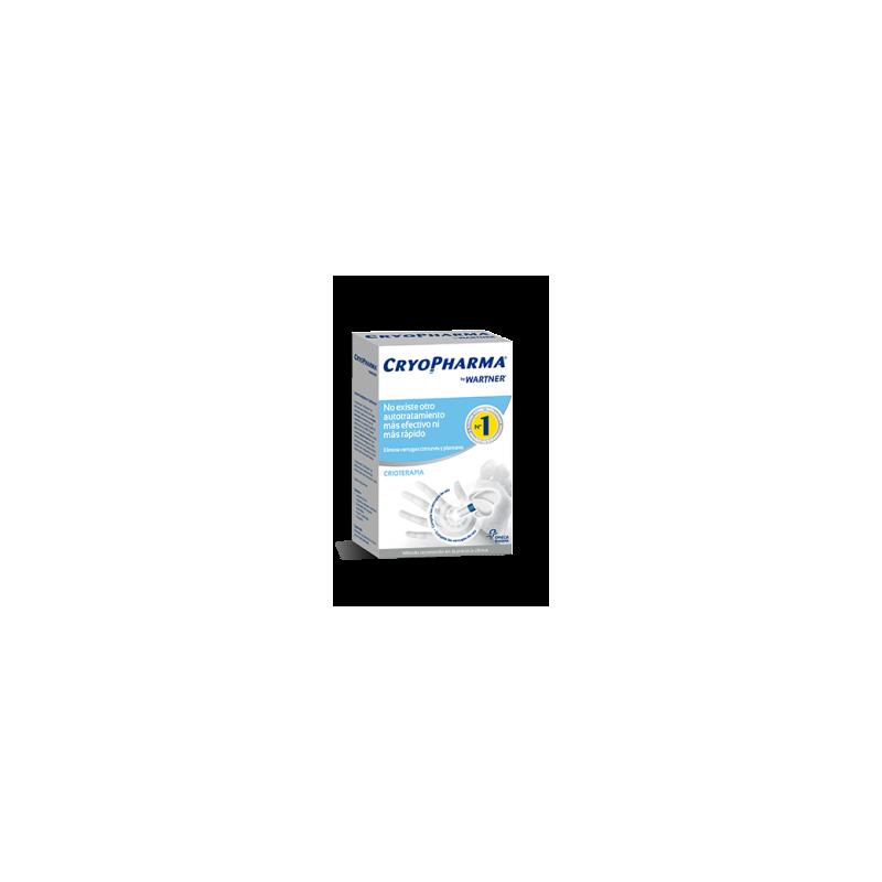 Cryopharma antiverrugas spray