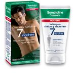 Somatoline Hombre cintura y abdomen intesivo noche 150 ml