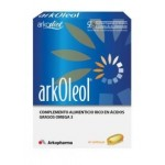 Arkoleol 90 caps metaboliza las grasas