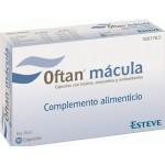 Oftan Macula 90 cápsulas con Luteina y Zeaxantina
