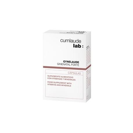 Ginenatal Forte 30 capsulas Cumlaude