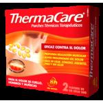 Thermacare parches Térmicos Cuello Hombros Muñecas 2 unidades