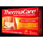 Parches Termicos Thermacare dolor lumbar y cadera 2 unidades