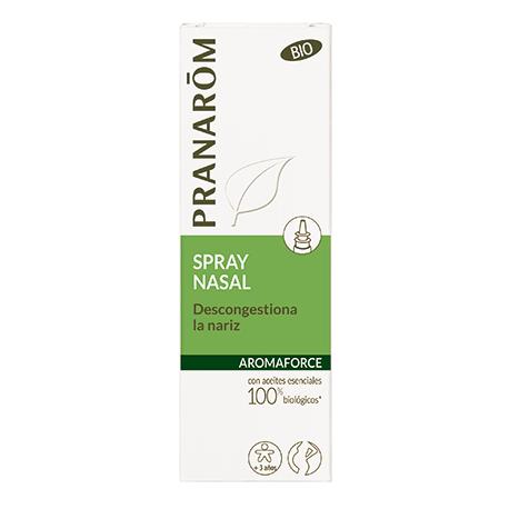 Pranarom Aromaforce spray nasal con Propóleo