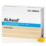Alasod 20 comprimidos Acido Lipoico