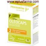 Oleocaps 2 Alivio gastrointestinal y vía urinaria 30 cápsulas