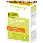 Oleocaps 3 Digestión y Tránsito intestinal 30 cápsulas
