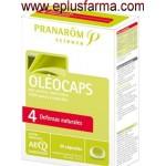 Oleocaps 4 Defensas naturales 30 cápsulas