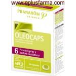 Oleocaps 6 Piernas ligeras y confort circulatorio 30 cápsulas