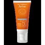 Avene solar Emulsion Muy alta protección piel sensible mixta y grasa 50 ml