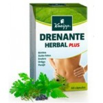 Drenante herbal Plus Kneipp 60 cápsulas