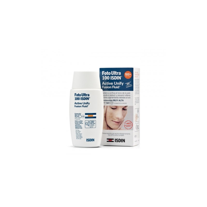 Fotoprotector Isdin Ultra Fusion Fluid 100+