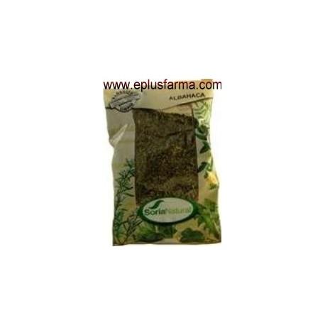 Albahaca bolsa 40 gr. Soria Natural