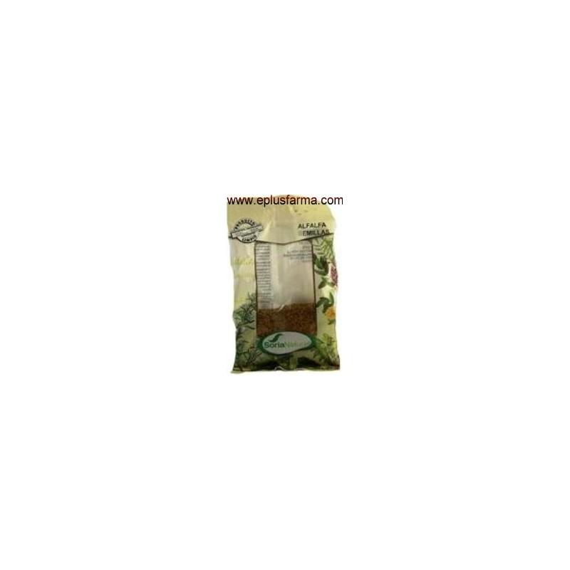 Alfalfa Semillas bolsa 100 gr. Soria Natural