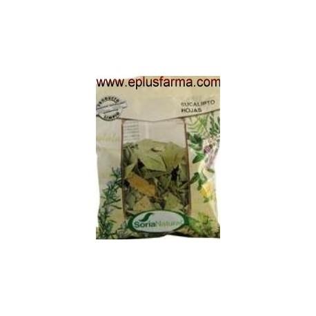 Eucalipto hojas bolsa 70 gr Soria Natural