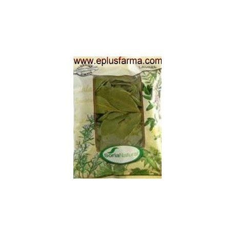 Laurel bolsa 40 gr Soria Natural