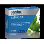 Memoria Sandoz bienestar 30 cápsulas