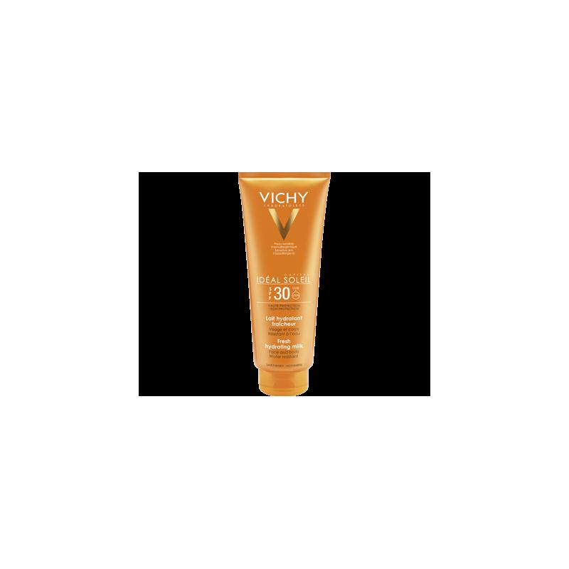 Vichy Capital soleil leche hidratante spf 30 piel sensible 300 ml