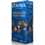 Control sex chocolate addiction 12 preservativos