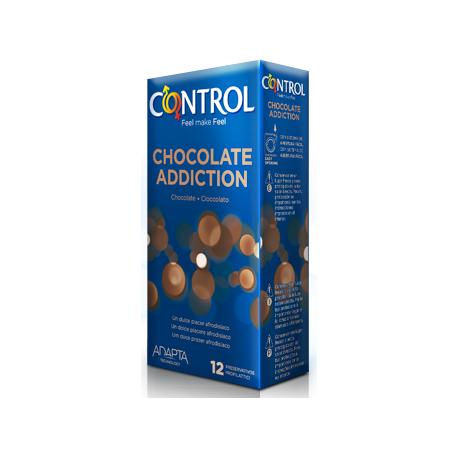 Control sex chocolate addiction 12 preservativos