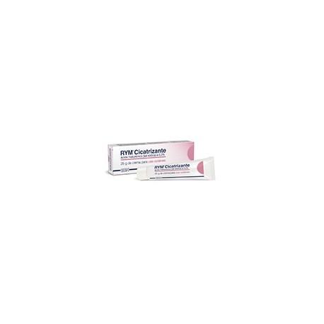 Rym Cicatrizante Ácido Hialurónico crema 25 gramos