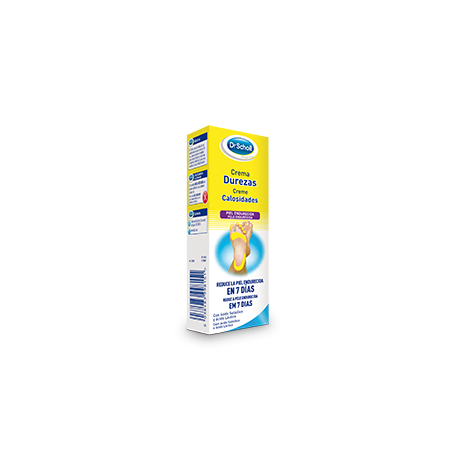 Crema anti durezas Scholl 60 ml