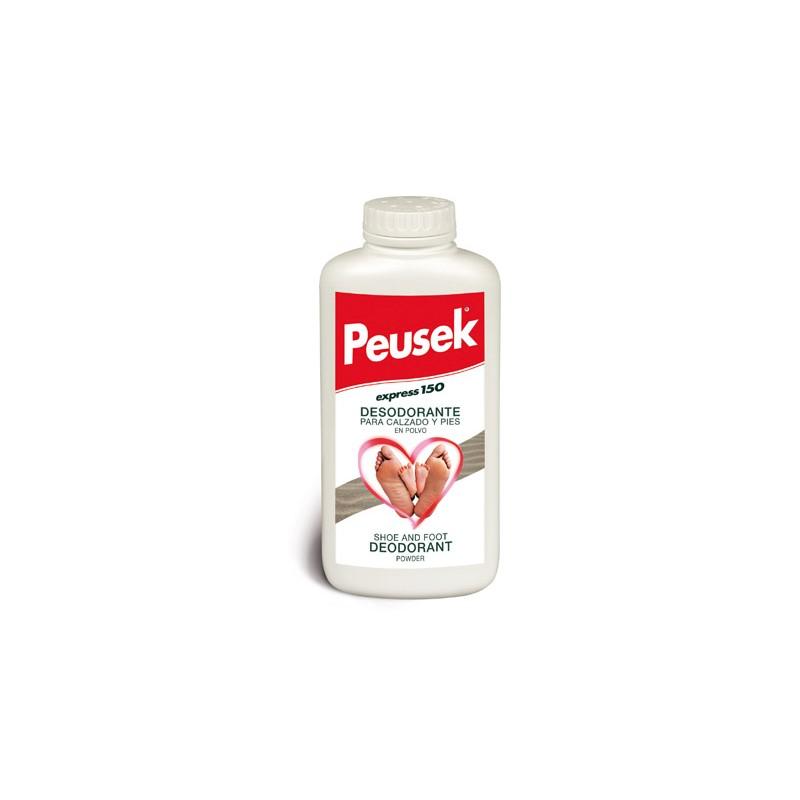 Peusek desodorante para calzado y pies en polvo 150gr.