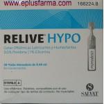 Relive hypo gotas oftálmicas 30 viales monodosis