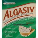 Algasiv superior 18 almohadillas adhesivas