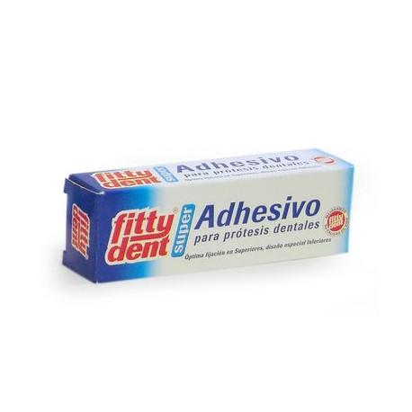 Fittydent super adhesivo para prótesis 20 gramos