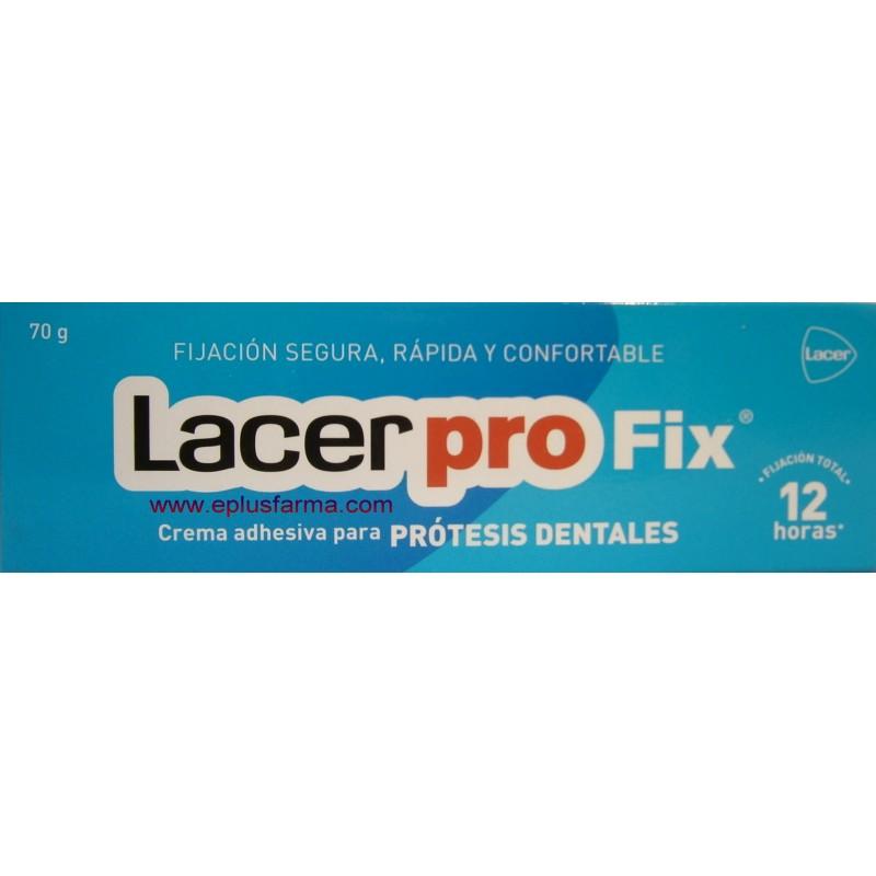 Lacer profix crema para prótesis dentales 70 gramos