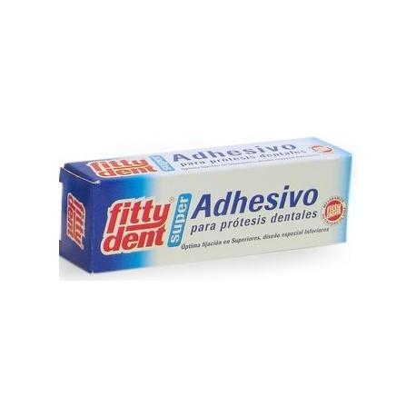 Fittydent super adhesivo para prótesis 40 gramos