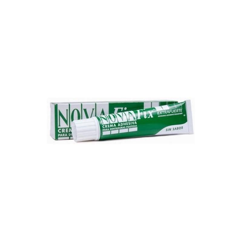 Novafix Extrafuerte crema adhesiva 75 gramos