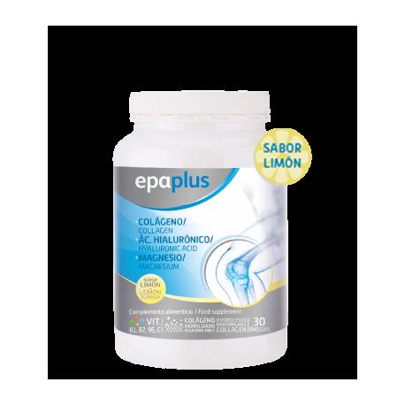 Epaplus colágeno, ácid. hialurónico, magnesio + vitaminas tratamiento 30 días