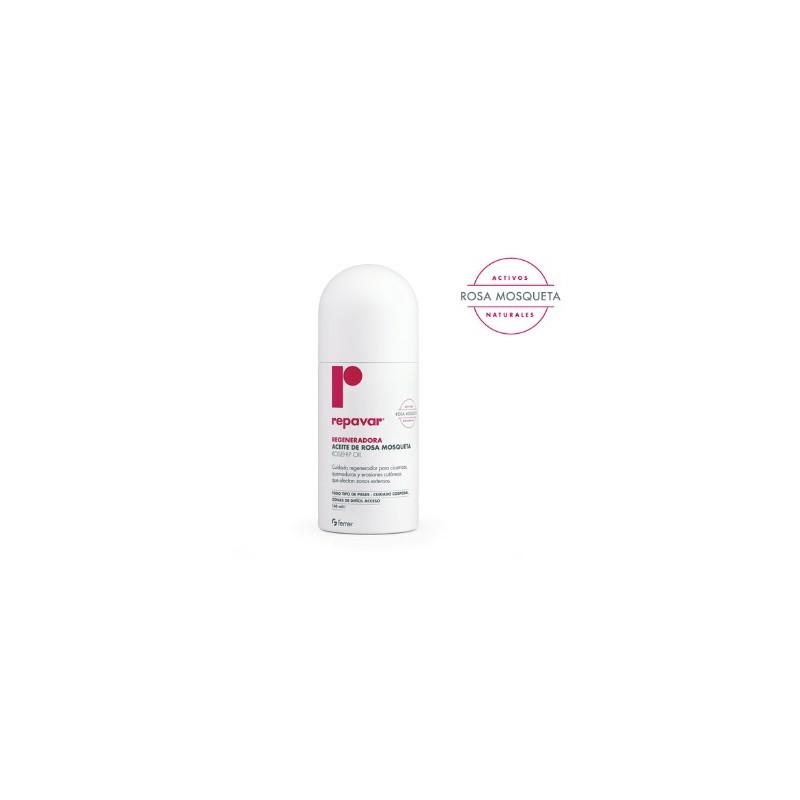 Repavar Spray de Aceite de Rosa Mosqueta 150 ml