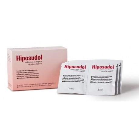 Hiposudol Toallitas reguladoras de la transpiración