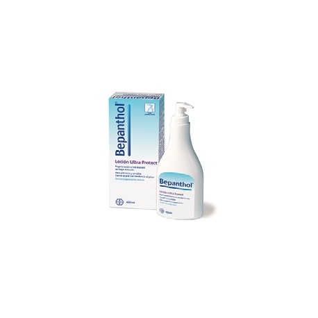 Bepanthol locion Ultra Protect 200 ml.