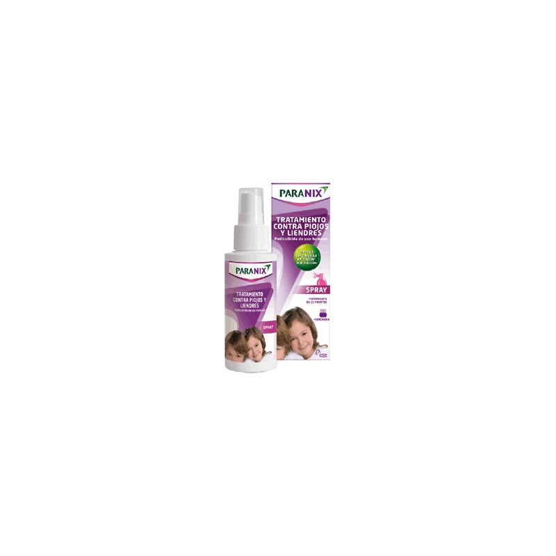 Paranix spray antipiojos + lendrera 100 ml