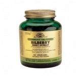 Solgar Mirtilo Bilberry 50 capsulas