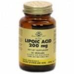 Solgar Acido Alfa Lipoico 200mg. 50 caps