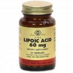 Solgar Acido Alfa Lipoico 60 mg 30 caps