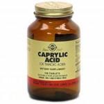 Solgar Acido Caprilico Maximizado 100 comp.