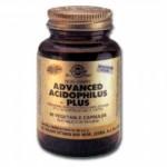 Solgar Acidophilus Plus Avanzado 60 caps