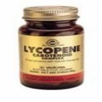 Solgar Complejo Carotenoide de licopeno. 30 cápsulas