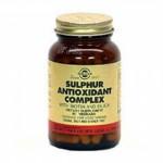 Solgar Complejo de Antioxidantes Azufrados 90 caps