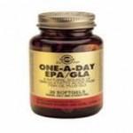 Solgar EPA/GLA 30 caps. Omega 3 con GLA.