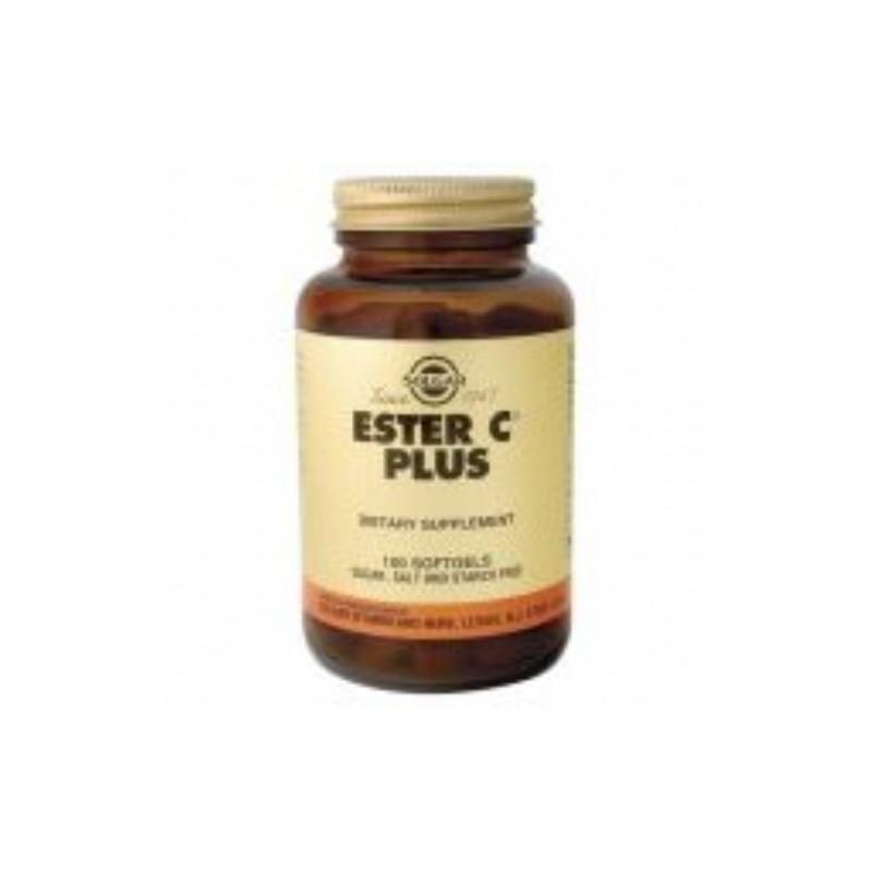 Solgar Ester-C Plus 500 mg 100 caps