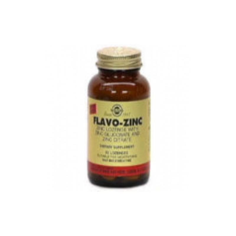 Solgar Flavo - Zinc. 100 comp